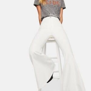 Free People Just Float on Flared Pants